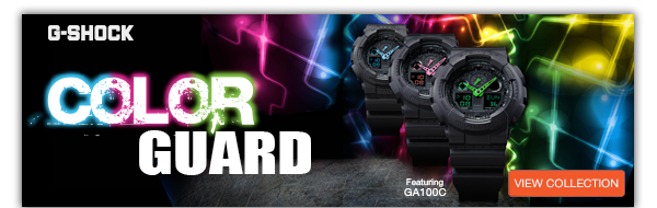 G-SHOCK Mens Analog & Digital Watches