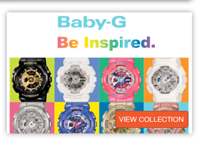 Baby-G Womens Watches